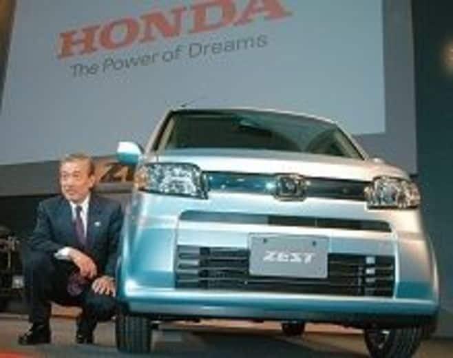 軽自動車を強化へホンダが新工場建設