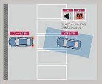 駐車場での踏み間違い事故を防ぐ--日産「エルグランド」が新技術搭載