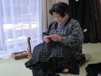 避難所でふさぎ込んでいた80歳の裁縫名人、「死のうと思ったことも何度かある。今は、生きててよかったと思う」--そごう柏店「までい着」販売会までの足取りを追う