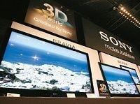 3Dテレビ戦争が幕開け、ソニー差別化戦略の成算、価格競争は必至だが...