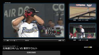 プロ野球中継が激変!「パ・リーグTV」の狙い