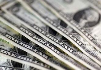 NYドル、一時1ドル110円64銭まで下落