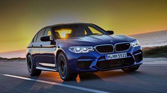 BMW「M5」が最新進化で見せた驚愕の走行性能