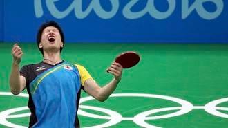 卓球男子が超速で「世界最強」に近づいた理由