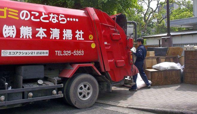 熊本地震、「災害廃棄物」処理という重い課題