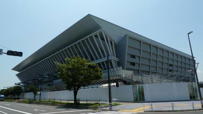 東京五輪施設、現地を覆う「1年延期」の視界不良