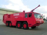 原発冷却に出動した国内最強の「特殊消防車」とは