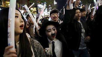 ハロウィン文化「日本と韓国」楽しみ方の違い