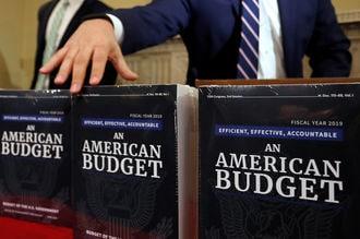 米予算教書、「インフラ投資」に2000億ドル