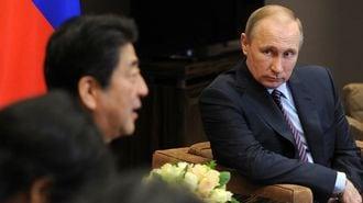 日露経済協力の目玉、サハリン・パイプライン