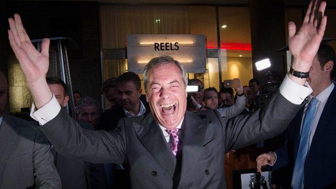 離脱派を先導した「英国独立党」の危険な素顔