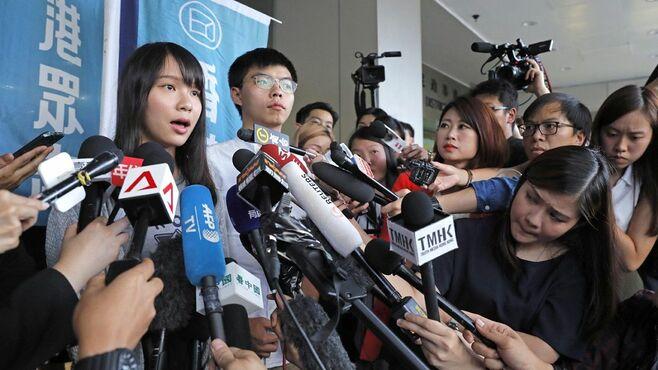 香港のデモ参加者は単なる「暴徒」ではない