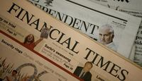 Japan's Nikkei Buys Financial Times in $1.3 Billion Deal