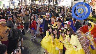 ハロウィーン迷惑行為、渋谷区の対策とは?