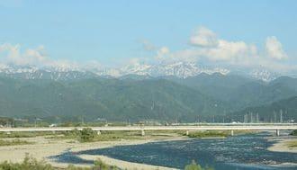 これが山を拝める日本の車窓ベスト10だ!