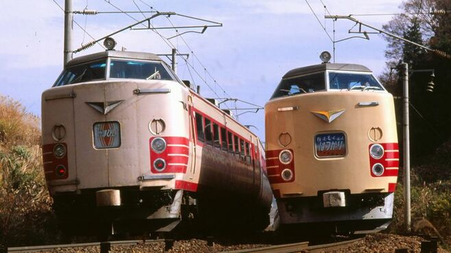 「エル特急」日本全国を駆け巡った名列車列伝