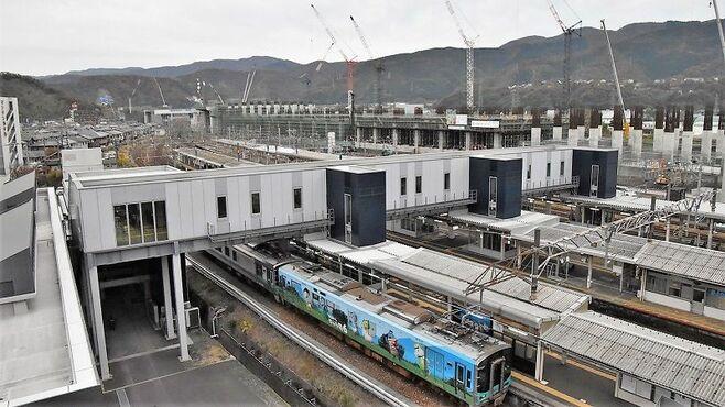 新幹線開業まで3年、「境界駅」敦賀の試行錯誤