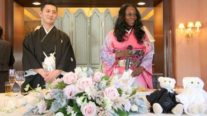 日本人に嫁いだ黒人女性が得た幸せな気づき