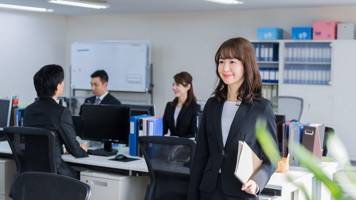 働く人が増えた職業・減った職業ランキング
