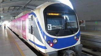 渋滞の都を快走「バンコク空港鉄道」の存在感