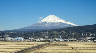 東海道新幹線でしか見られない「絶景」とは?