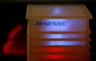 Renesas to provide chips for Toyota's self-driving cars