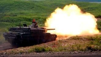 戦車アニメファンも実感、進化する日本の防衛