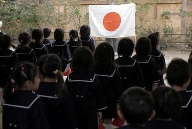 Japan kindergarten apologises after possible hate-speech comment