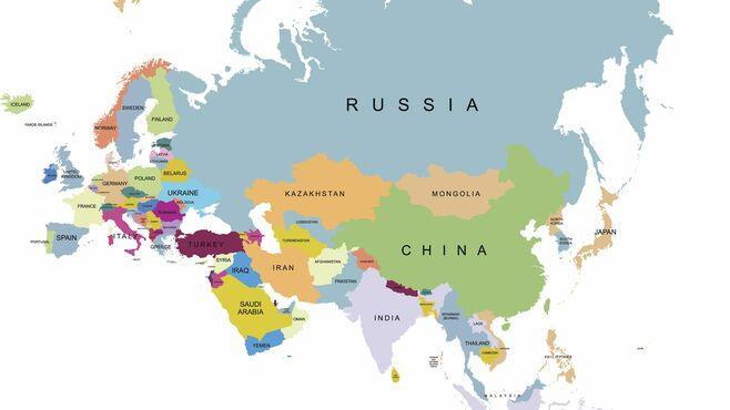 「ユーラシア大陸」の復活が世界を大きく変える