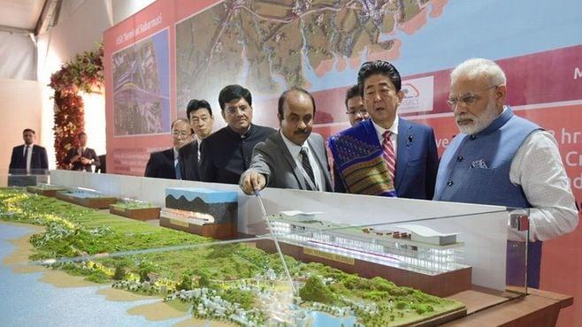 インドが仏TGVを退け「新幹線」を選んだ背景