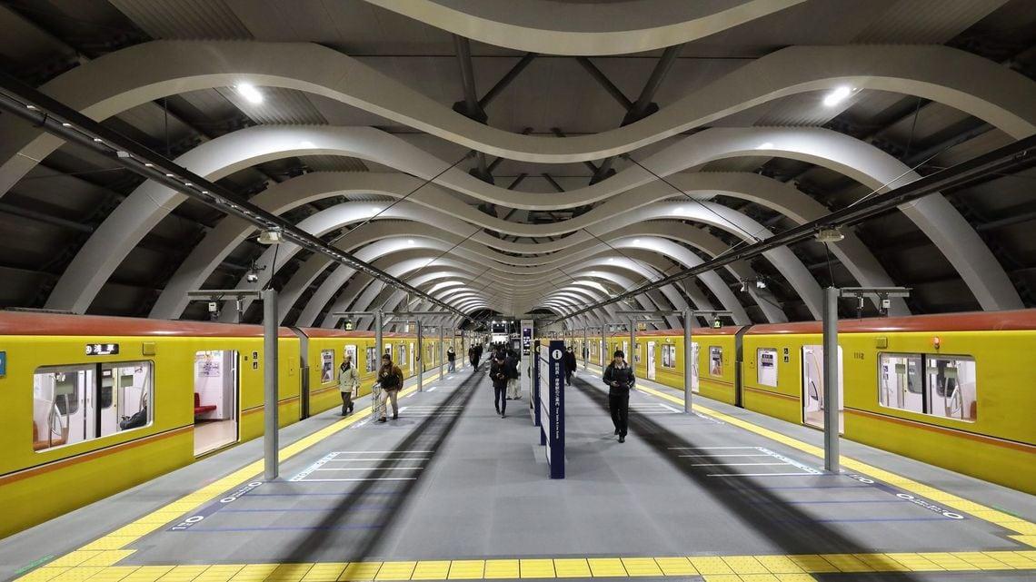 新駅舎に移転「銀座線渋谷駅」は便利になったか | 通勤電車 | 東洋経済 ...