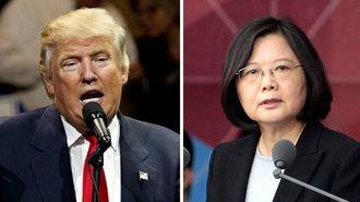 トランプが中国を挑発する、その真意を読む