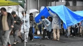 熊本地震、捜索・復旧活動を阻む「風雨」の今後