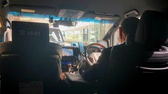 「年収1000万超え」タクシードライバーの仕事術