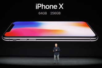 iPhone、飛躍を遂げた「X」は新機能満載だった