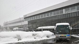 北陸新幹線「東北とひと味違う」駅前の開拓術
