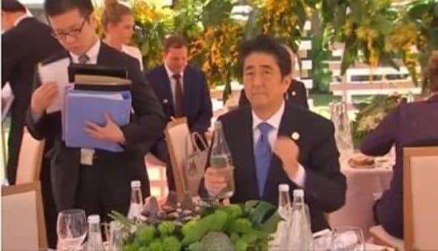 【速報】 安倍シンゾーさん、日本へ向け出発!!  [219241683]->画像>39枚