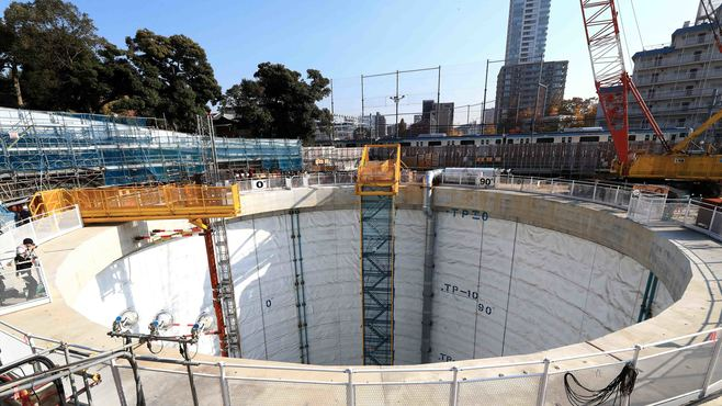 リニア新幹線、工事順調でも残る「最大難所」