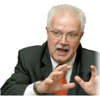 (このひとに5つの質問)ヴォルフガング・ルッターバッハ ドイツ労働総同盟国際政策局長
