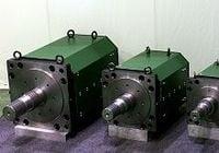 アイダエンジニアリングが自社開発の大容量サーボモータを大型機械向けに外販