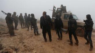 シリアのクルド人勢力を巡る複雑情勢の行方