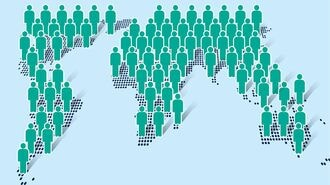 2065年、日本の人口ピラミッドはどうなるか