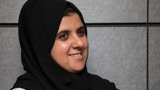 ガザから来日した女性起業家が訴えたい言葉