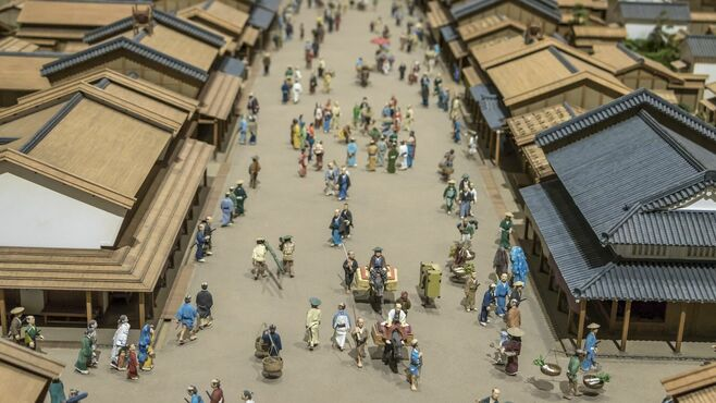 徳川家康「田舎町・江戸を本拠地に選んだ」理由