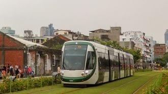 バイクの街、台湾・高雄で鉄道利用は広がるか