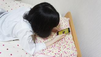 女子高生は、マンガアプリで「立ち読み」する