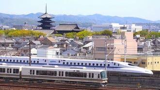 京都鉄道博物館は食べて遊べるテーマパーク