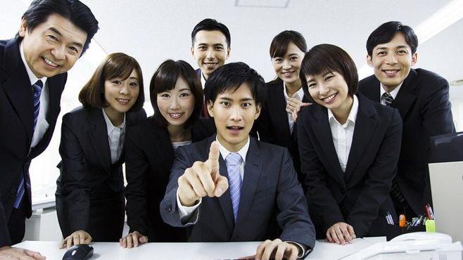 「男性新入社員に優しいホワイト企業」500社