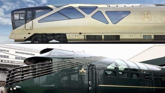 JR東西の豪華列車、結局どっちがスゴいのか