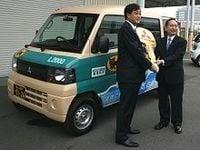 本邦初、ヤマト運輸が本格的な電気自動車で宅配便の実証実験を開始